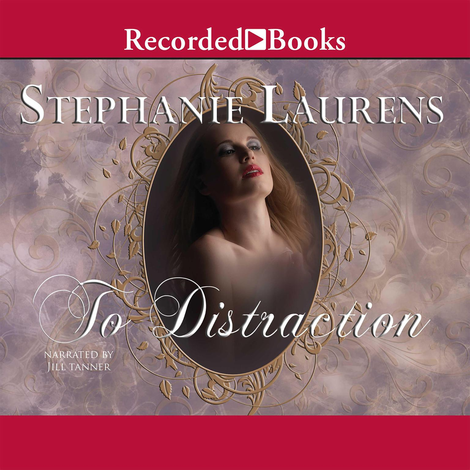 Printable To Distraction Audiobook Cover Art