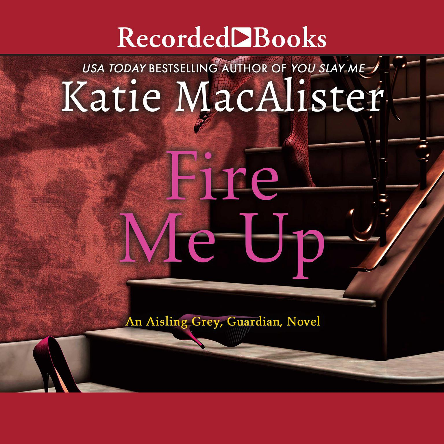 Printable Fire Me Up Audiobook Cover Art