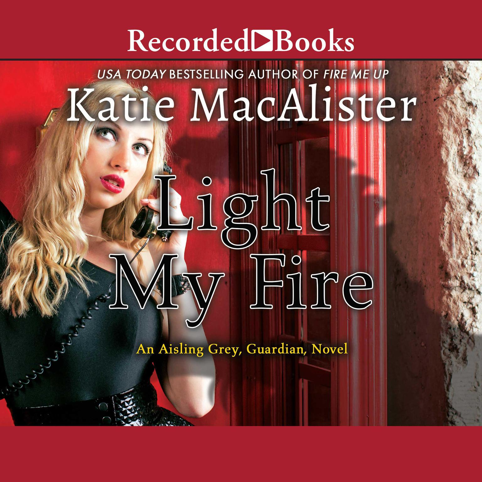 Printable Light My Fire Audiobook Cover Art
