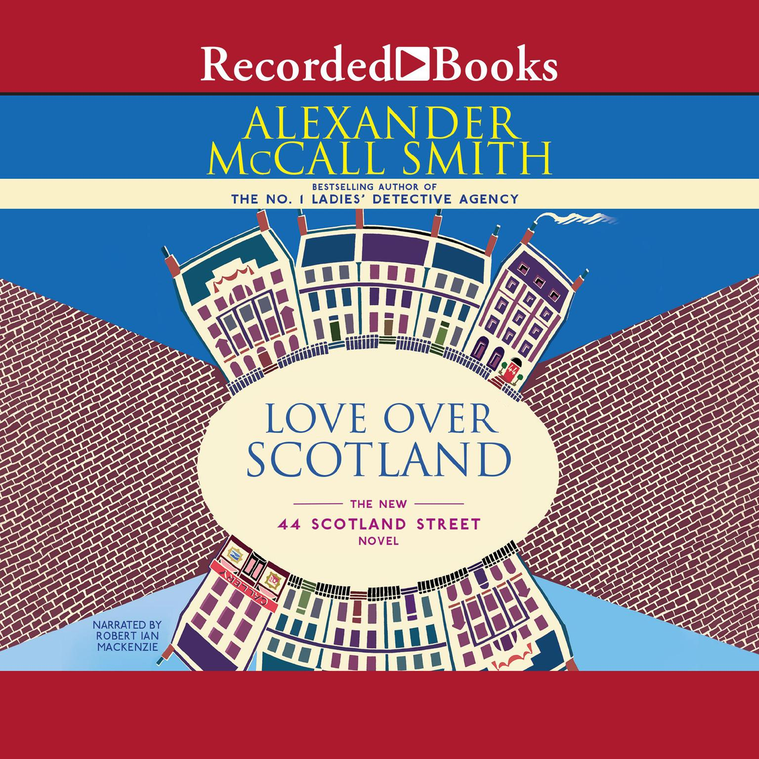 Printable Love Over Scotland Audiobook Cover Art