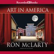 Art in America Audiobook, by Ron McLarty
