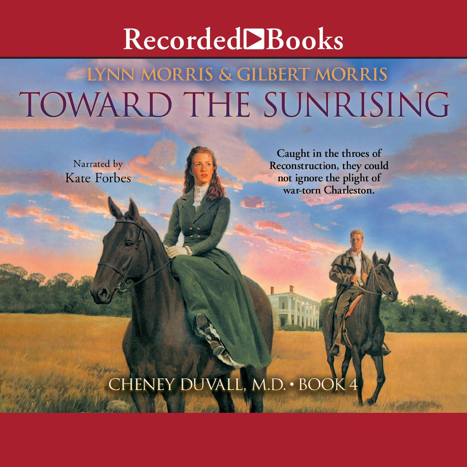 Printable Toward the Sunrising Audiobook Cover Art