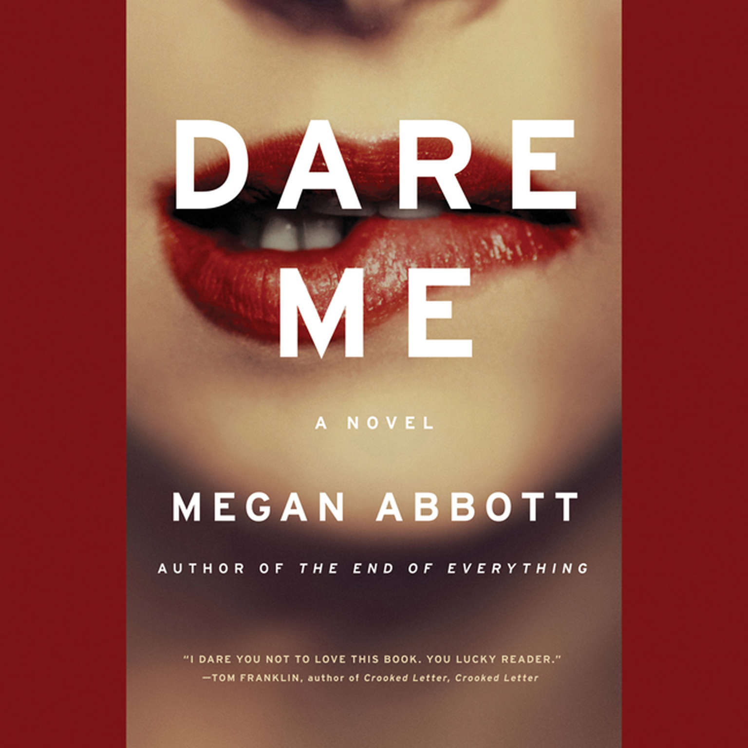 Printable Dare Me: Booktrack Edition Audiobook Cover Art