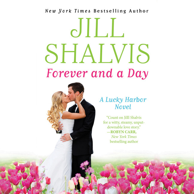 Printable Forever and a Day Audiobook Cover Art