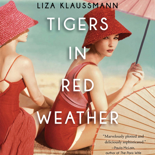 Printable Tigers in Red Weather: A Novel Audiobook Cover Art