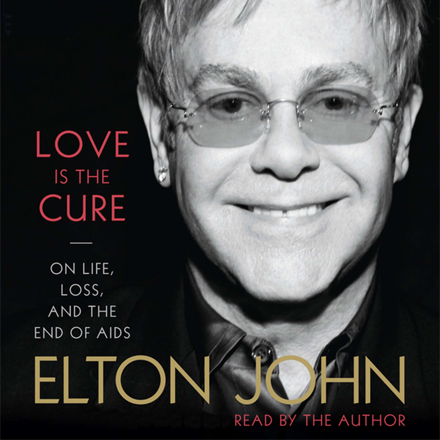 Printable Love Is the Cure: On Life, Loss, and the End of AIDS Audiobook Cover Art