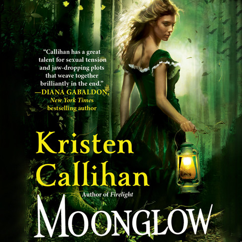 Printable Moonglow Audiobook Cover Art
