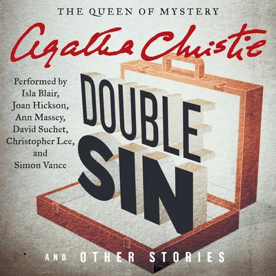Double Sin and Other Stories Audiobook, by Agatha Christie