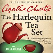 The Harlequin Tea Set, and Other Stories, by Agatha Christie