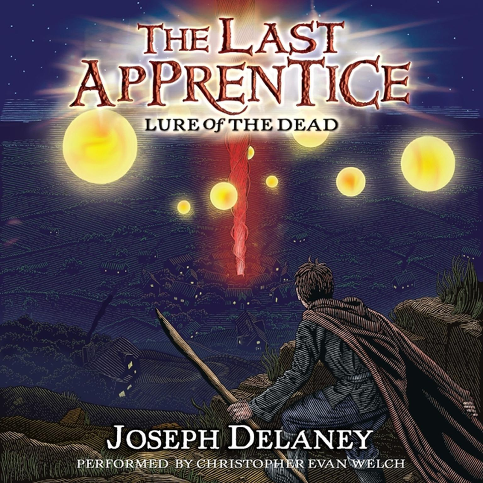 Printable The Last Apprentice: Lure of the Dead (Book 10) Audiobook Cover Art