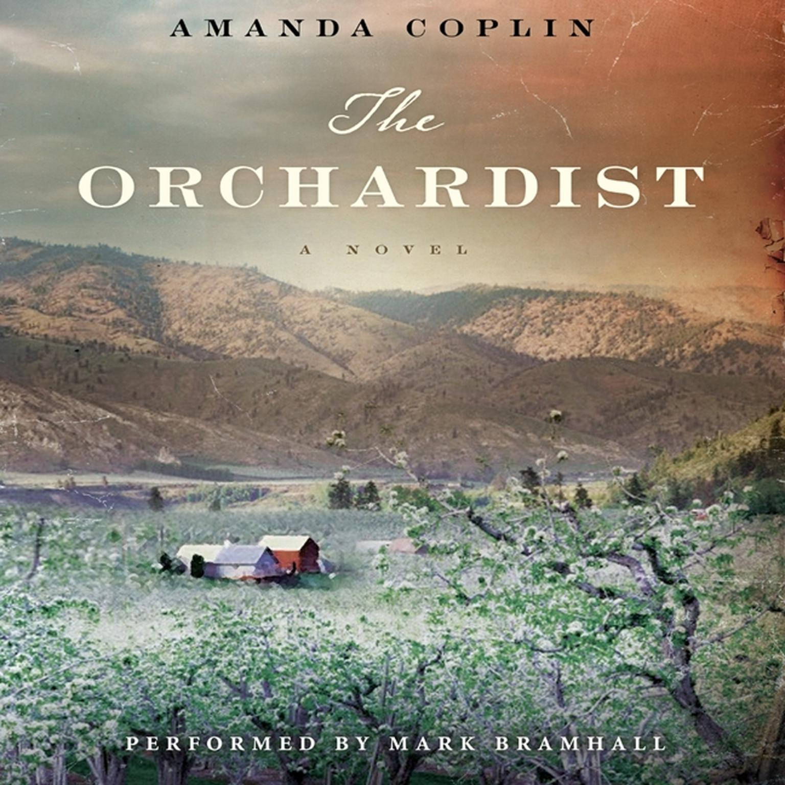 Printable The Orchardist: A Novel Audiobook Cover Art