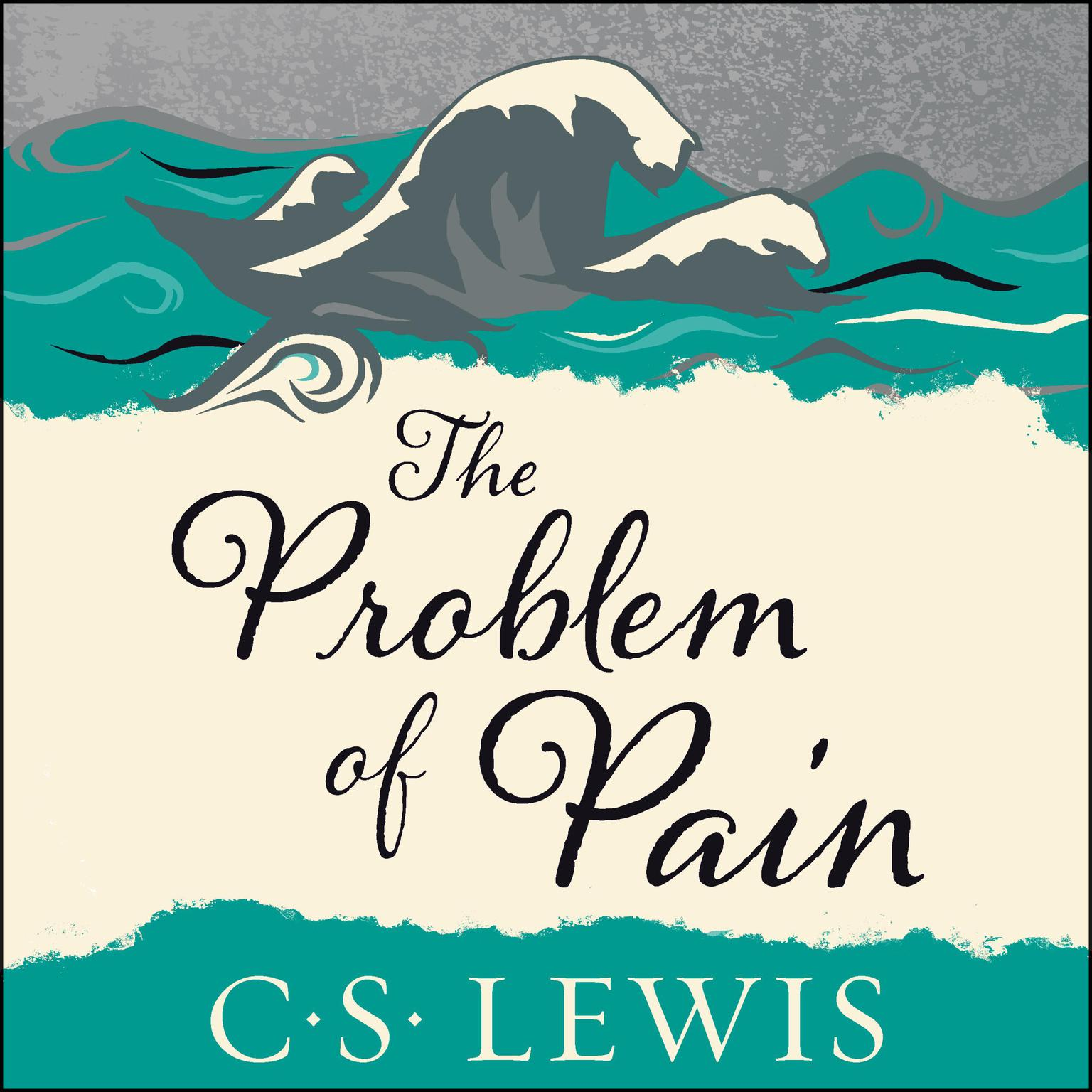 Printable The Problem of Pain Audiobook Cover Art