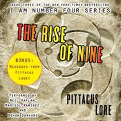 The Rise of Nine, by Pittacus Lore