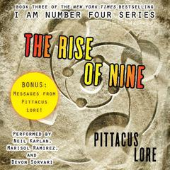 The Rise of Nine Audiobook, by