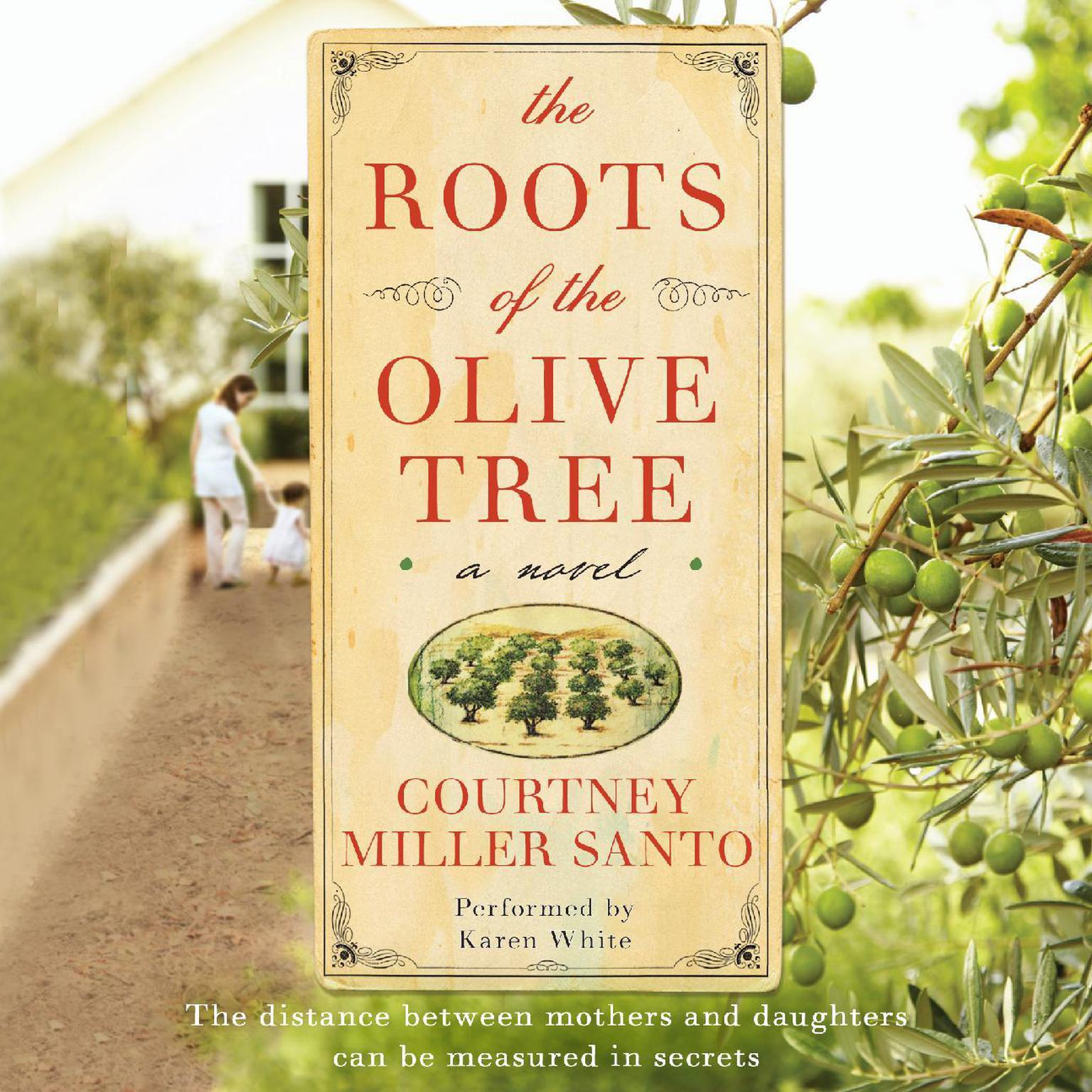 Printable The Roots of the Olive Tree Audiobook Cover Art