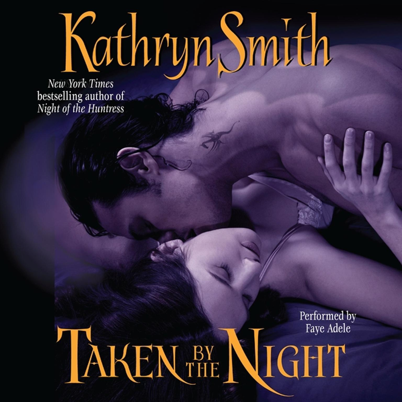 Printable Taken By the Night Audiobook Cover Art