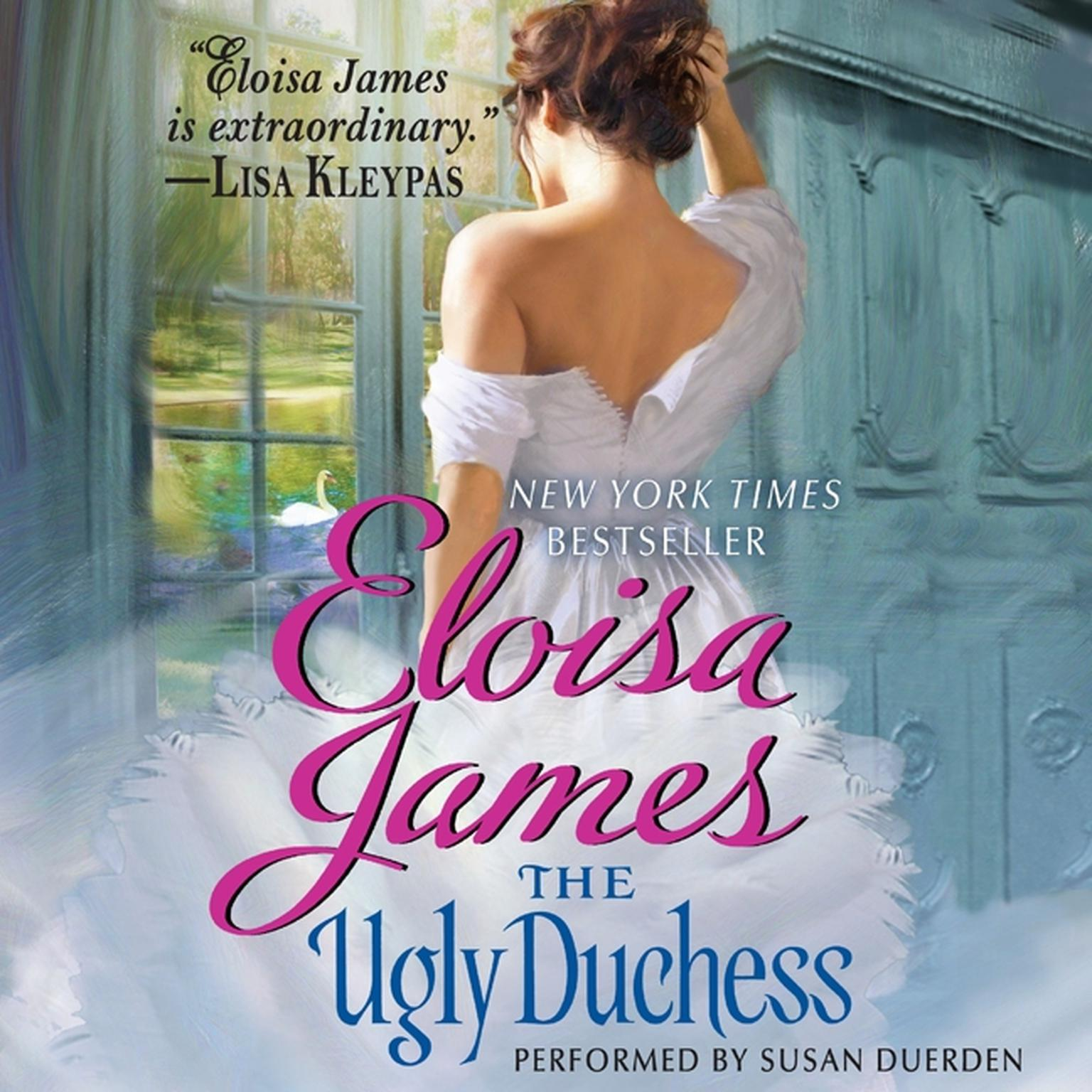 Printable The Ugly Duchess Audiobook Cover Art