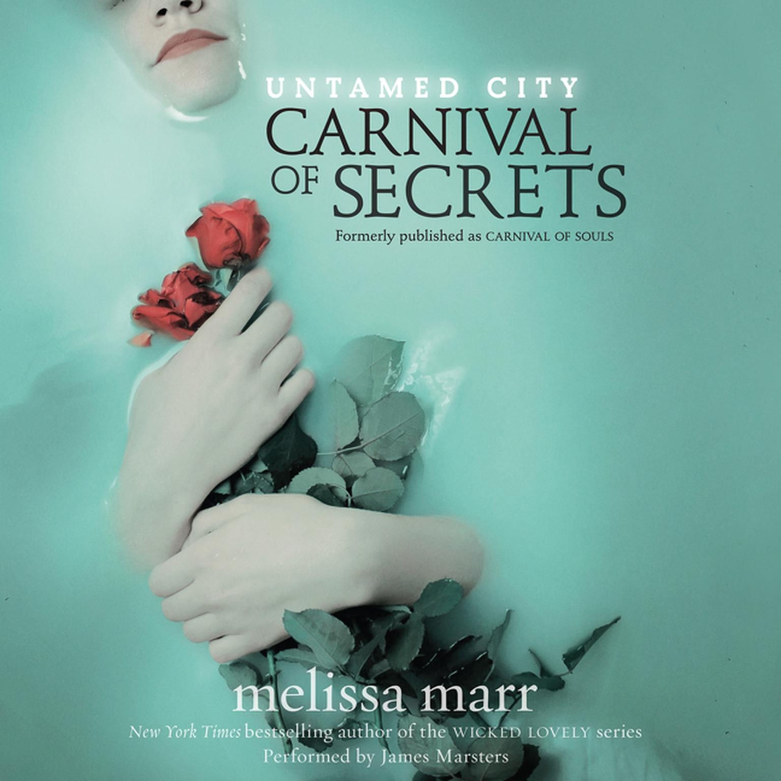 Printable Untamed City: Carnival of Secrets Audiobook Cover Art