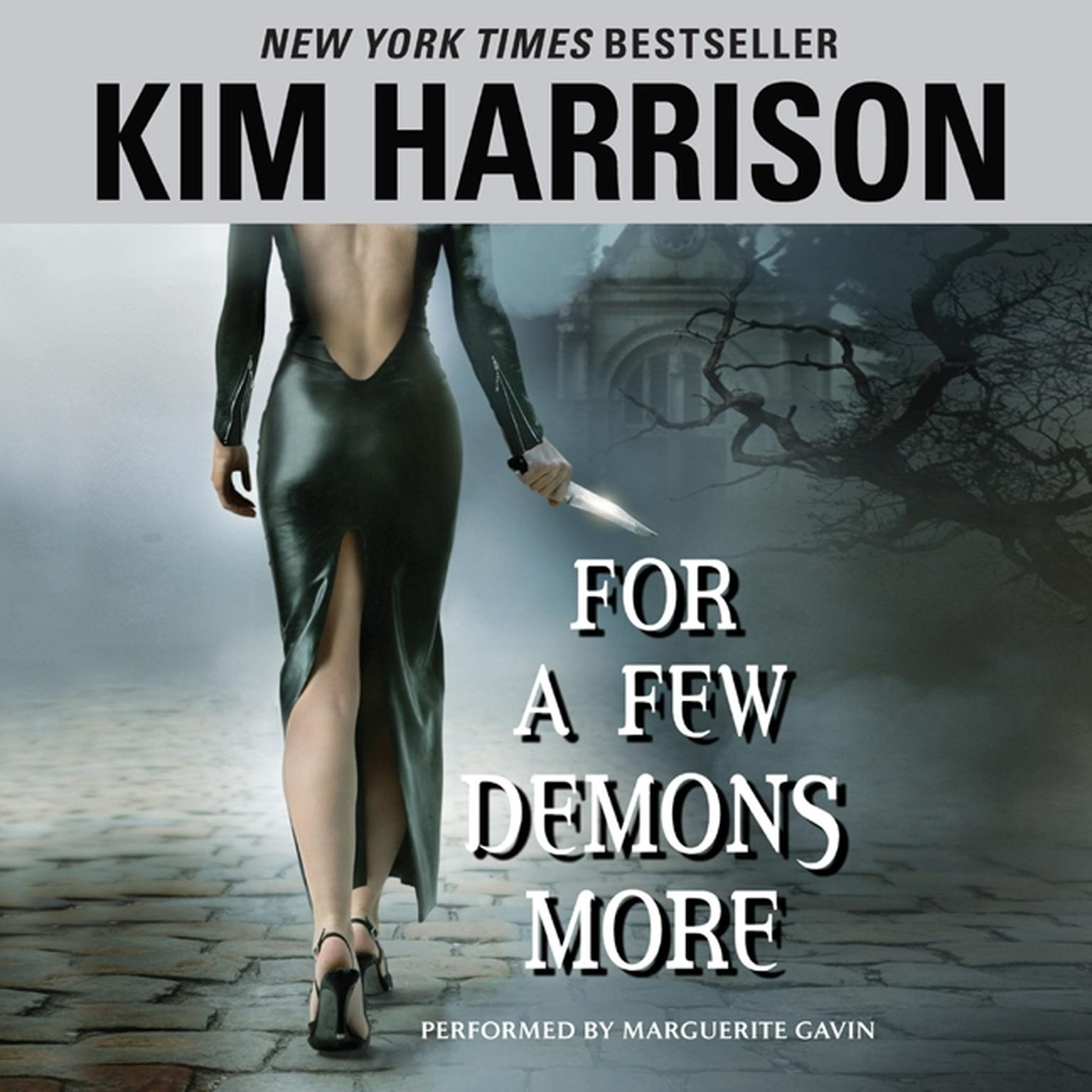 Printable For a Few Demons More Audiobook Cover Art