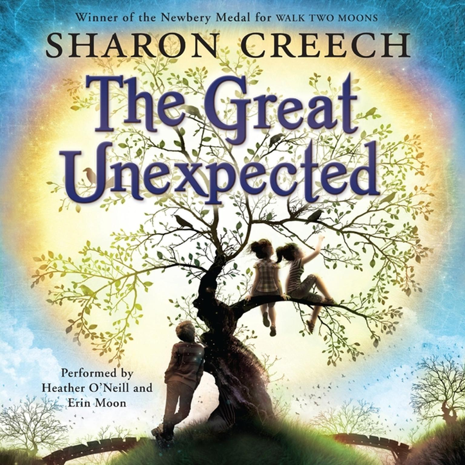 Printable The Great Unexpected Audiobook Cover Art