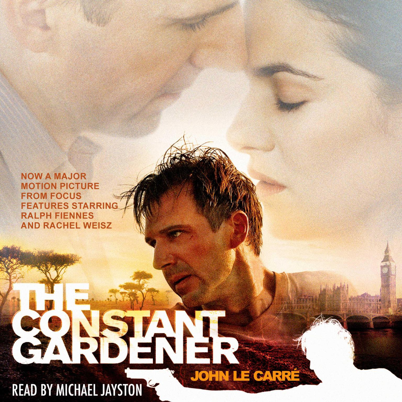 Printable The Constant Gardener Audiobook Cover Art
