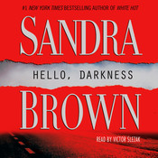 Hello, Darkness: A Novel, by Sandra Brown