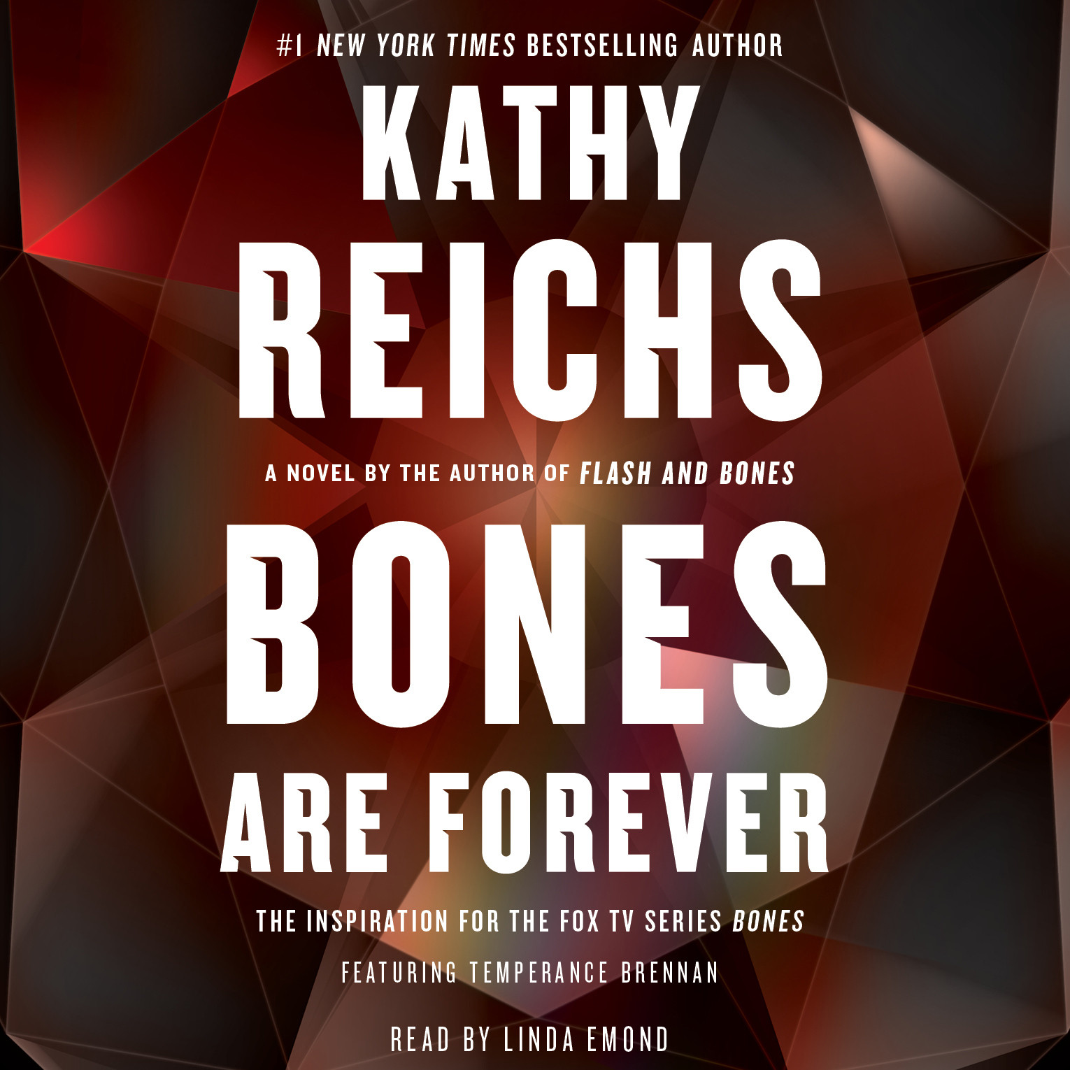 Printable Bones Are Forever: A Novel Audiobook Cover Art