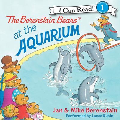 The Berenstain Bears at the Aquarium Audiobook, by Jan Berenstain