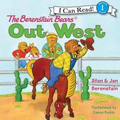 The Berenstain Bears Out West Audiobook, by Jan Berenstain, Stan Berenstain