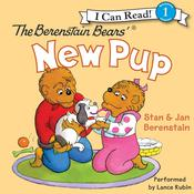 The Berenstain Bears New Pup Audiobook, by Stan Berenstain, Jan Berenstain