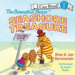 The Berenstain Bears Seashore Treasure Audiobook, by Jan Berenstain, Stan Berenstain