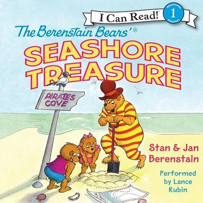 The Berenstain Bears Seashore Treasure Audiobook, by Jan Berenstain