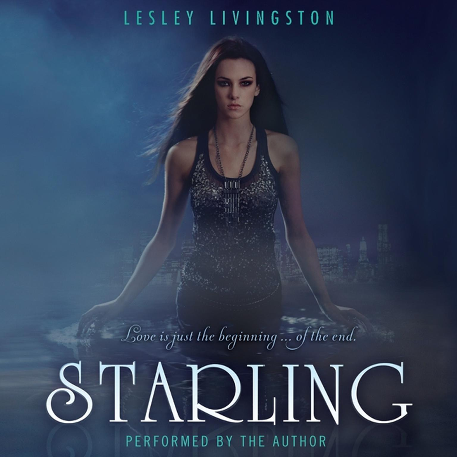 Printable Starling Audiobook Cover Art