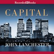 Capital Audiobook, by John Lanchester