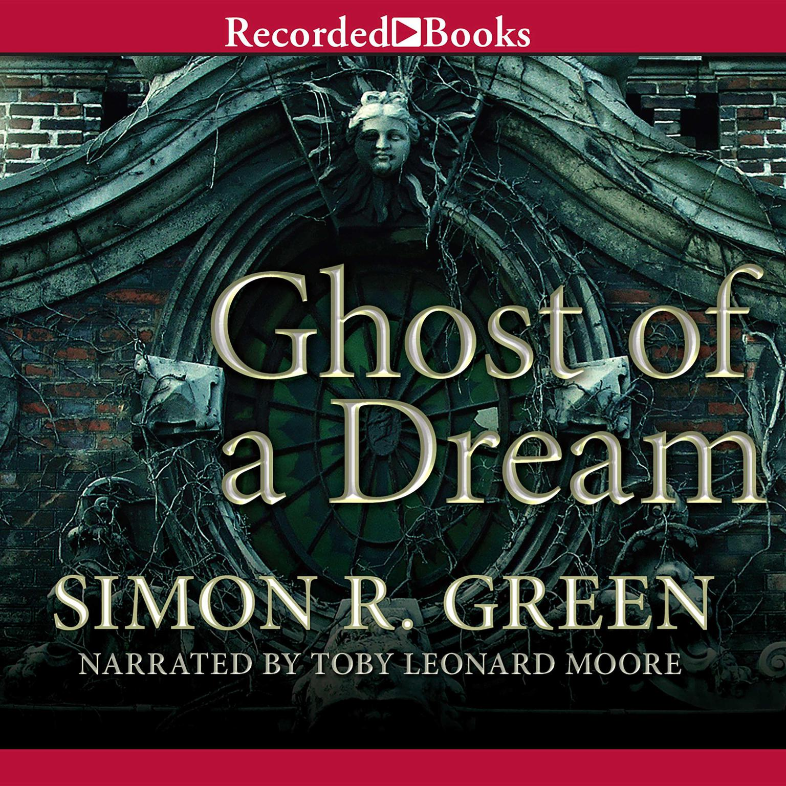 Printable Ghost of a Dream Audiobook Cover Art