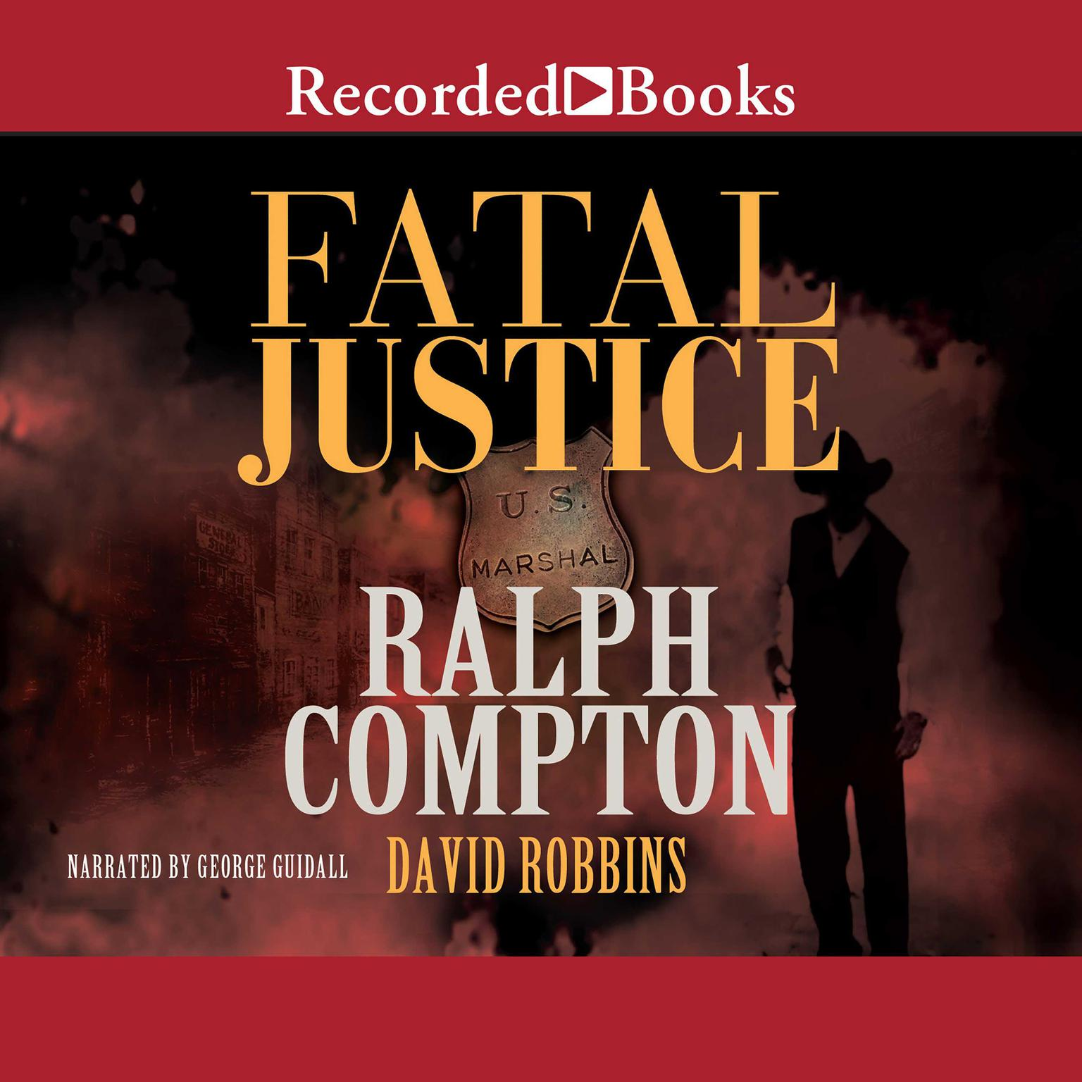 Printable Fatal Justice Audiobook Cover Art