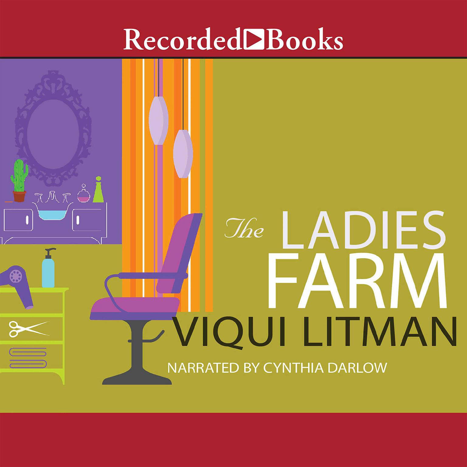 Printable The Ladies Farm Audiobook Cover Art