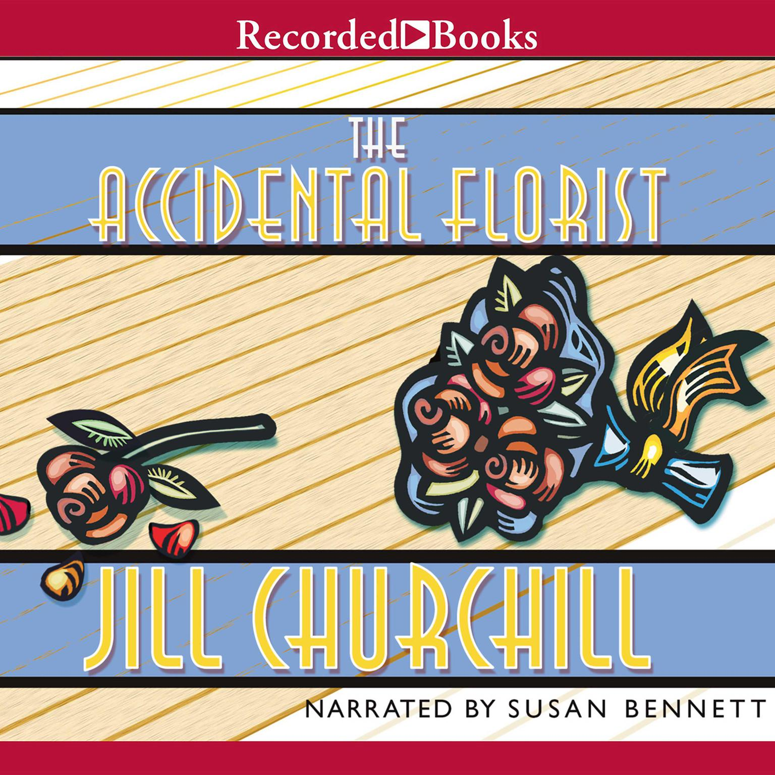 Printable The Accidental Florist Audiobook Cover Art