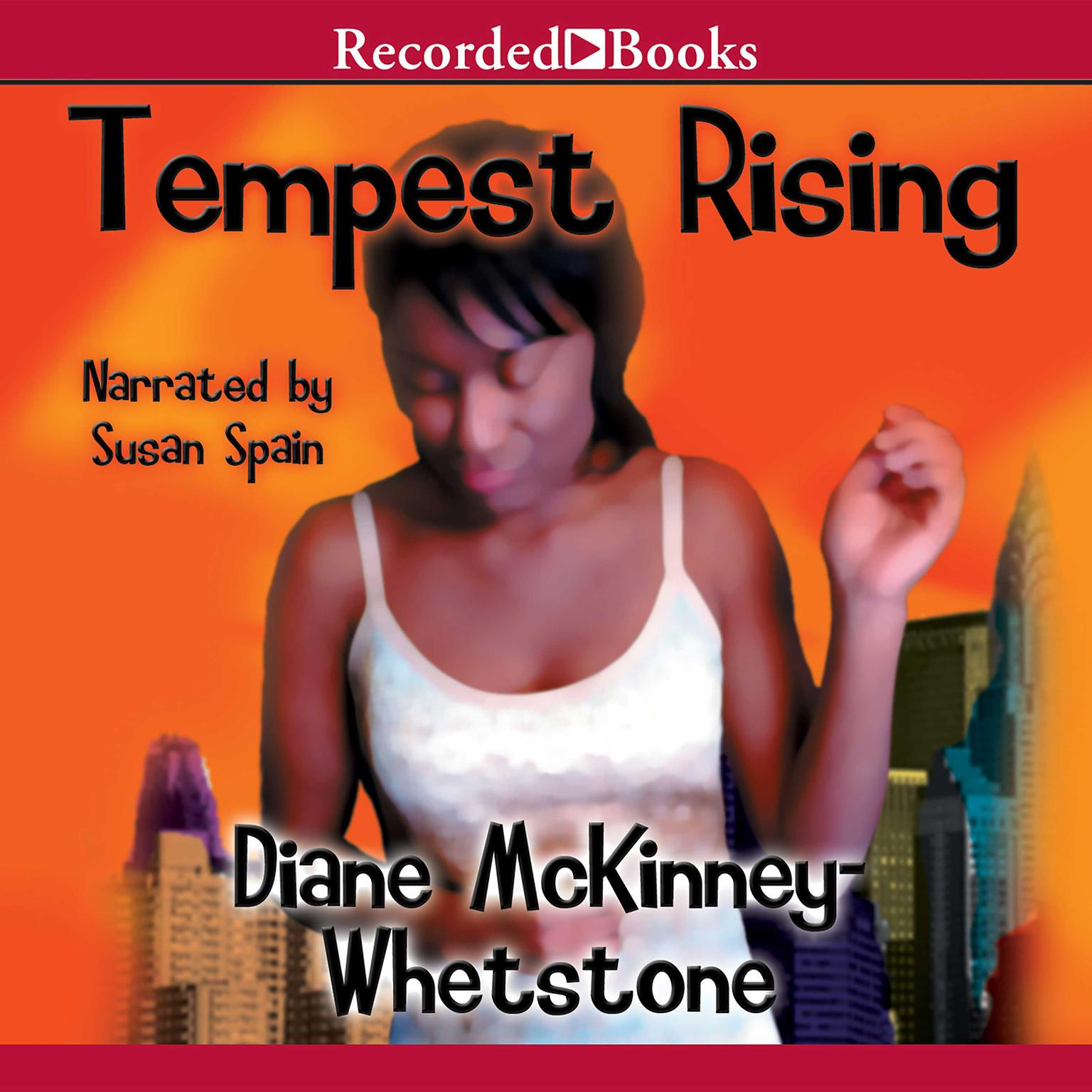 Printable Tempest Rising Audiobook Cover Art