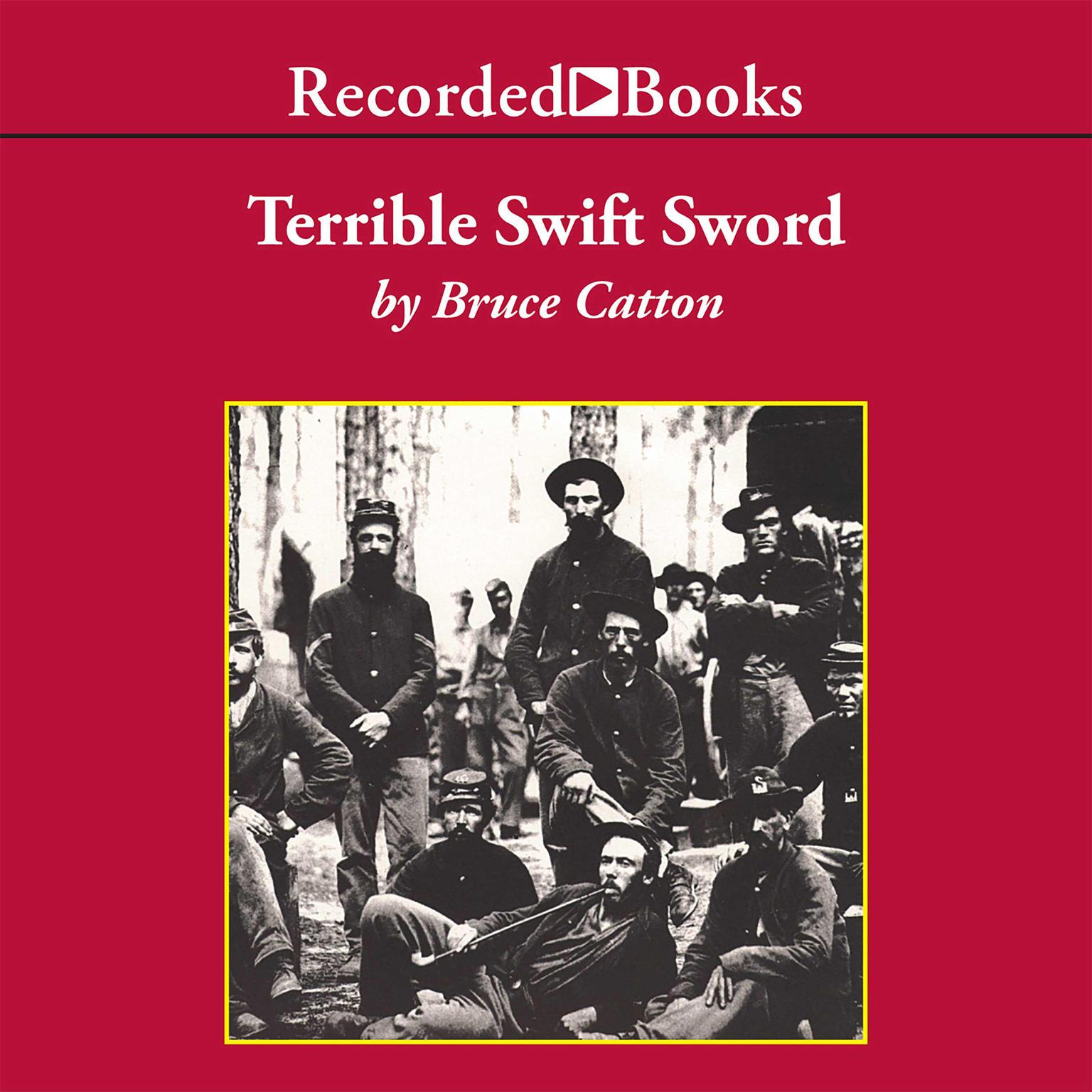 Printable Terrible Swift Sword Audiobook Cover Art