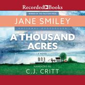 A Thousand Acres, by Jane Smiley