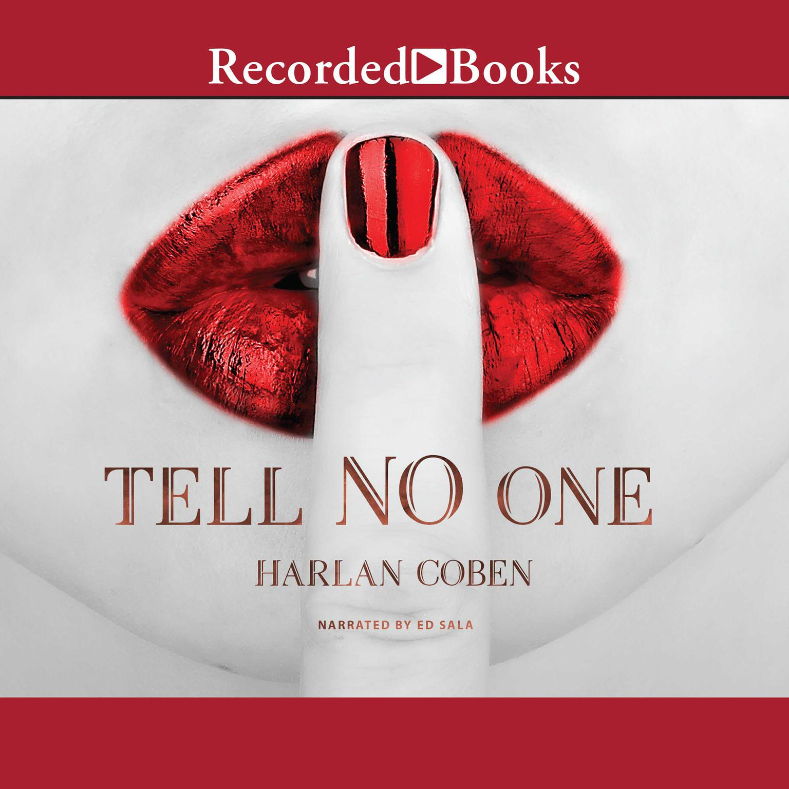 Printable Tell No One Audiobook Cover Art