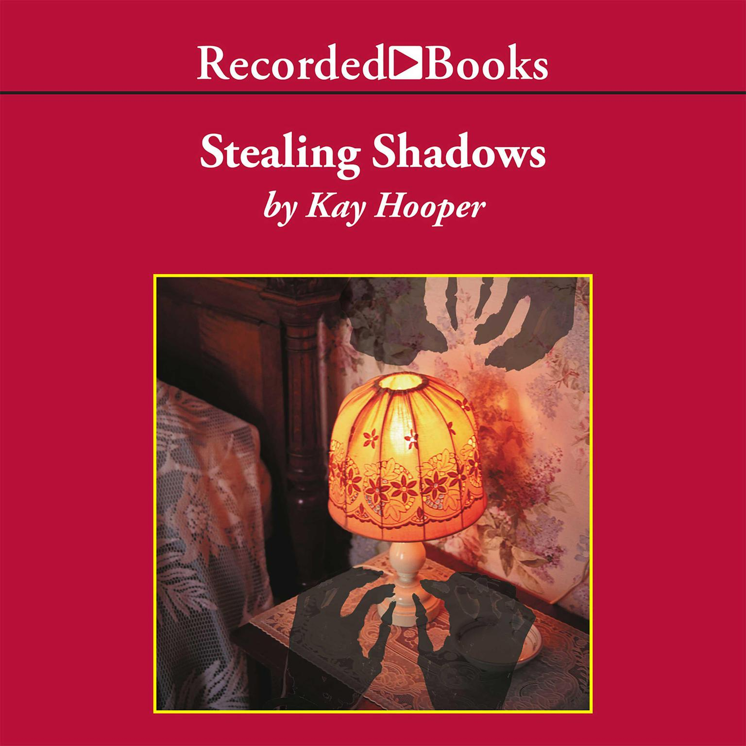 Printable Stealing Shadows Audiobook Cover Art