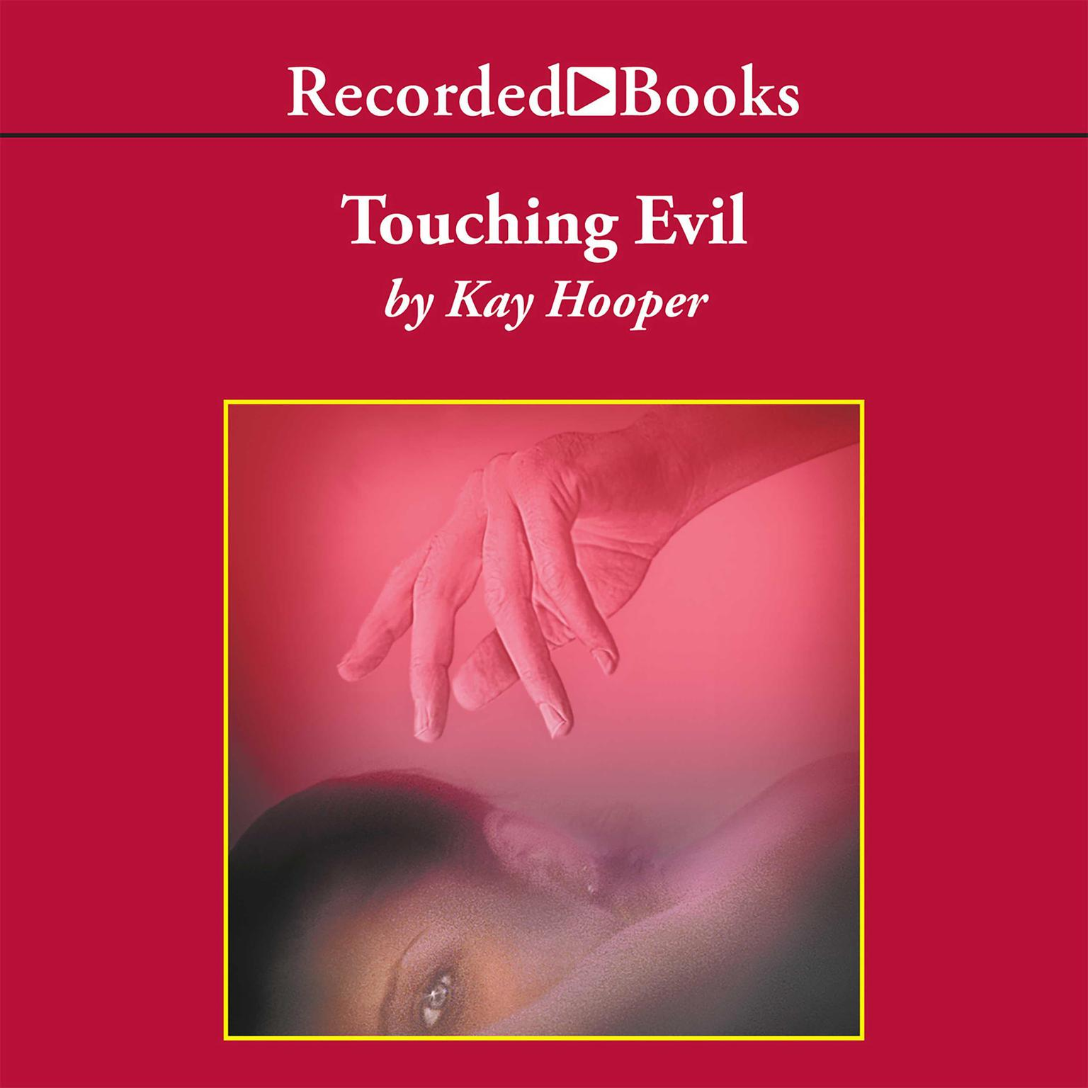 Printable Touching Evil Audiobook Cover Art