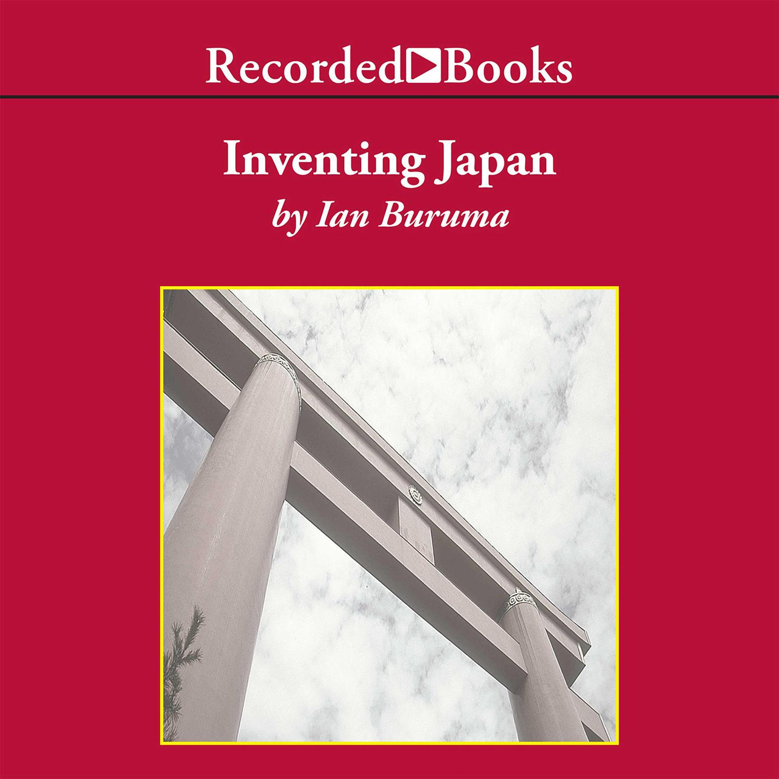 Printable Inventing Japan: 1853–1964 Audiobook Cover Art