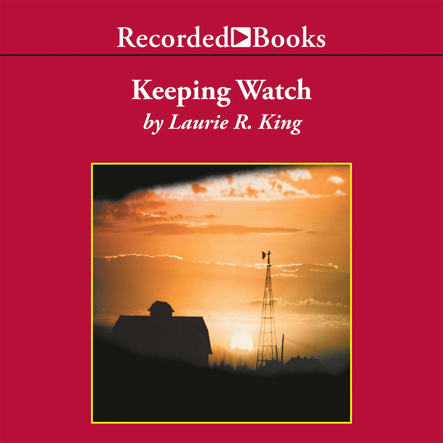 Printable Keeping Watch Audiobook Cover Art