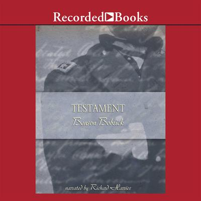 Testament: A Soldiers Story of the Civil War Audiobook, by Benson Bobrick