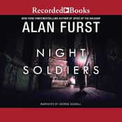 Night Soldiers Audiobook, by Alan Furst