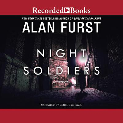 Night Soldiers Audiobook, by