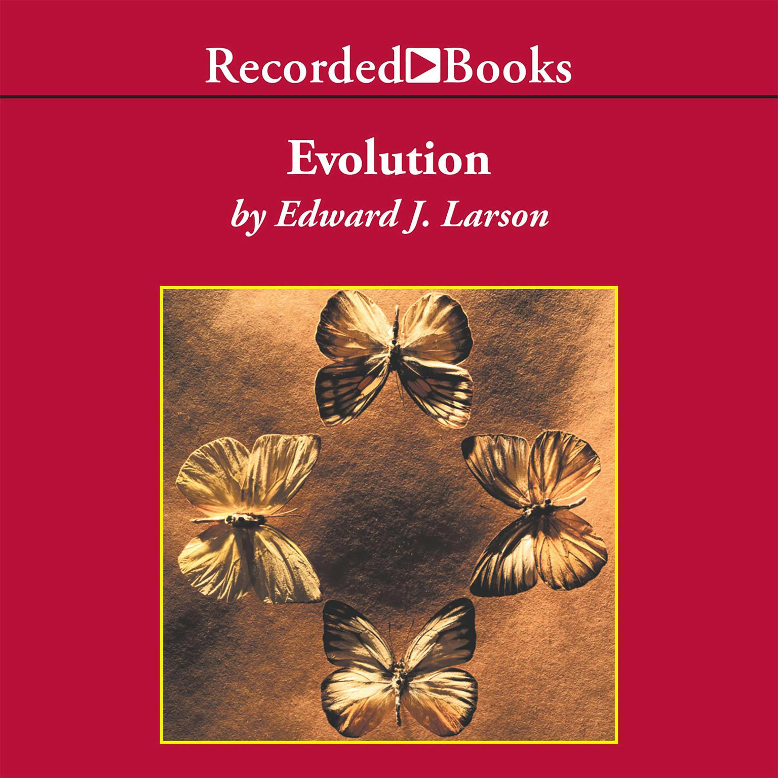 Printable Evolution: The Remarkable History of a Scientific Theory Audiobook Cover Art